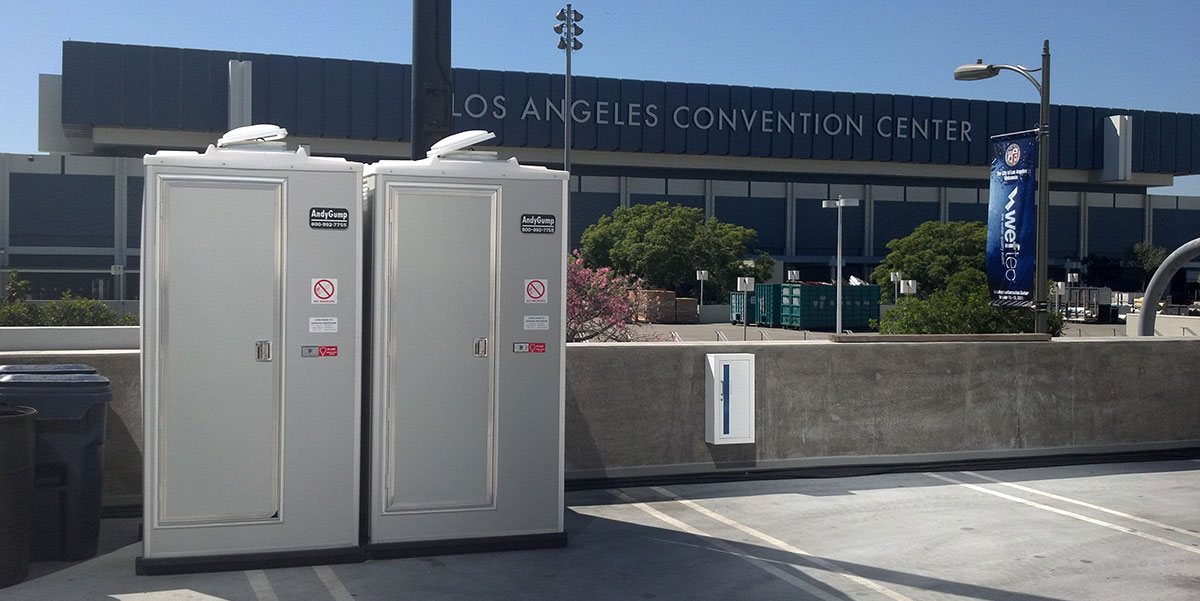 Great VIP Portable Restrooms