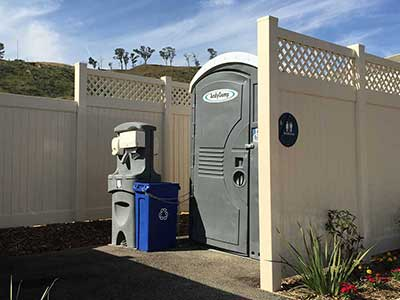 ADA Portable Restroom Rental