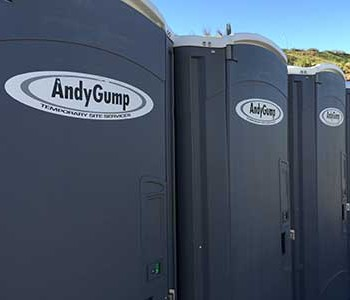 Deluxe Portable Restrooms