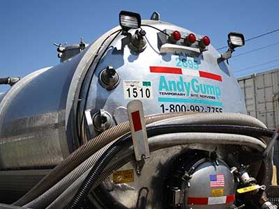 Septic / Pumping. Experienced And Dependable, Andy Gump ...