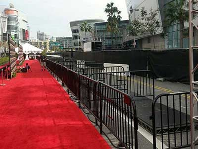 Film / TV Barricades and Fencing
