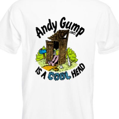Andy Gump T-shirt